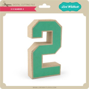 LW-3-D-Number-2