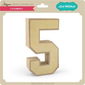 LW-3-D-Number-5