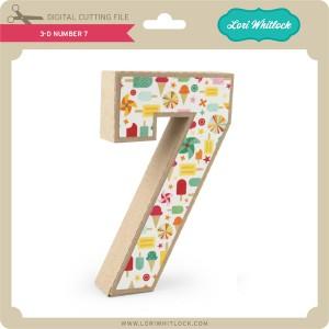 LW-3-D-Number-7