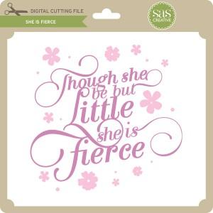 LW-She-is-Fierce