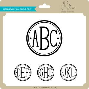 RR-Monogram-Full-Circle-Font