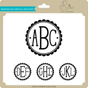 RR-Monogram-Scalloped-Full-Circle-Font
