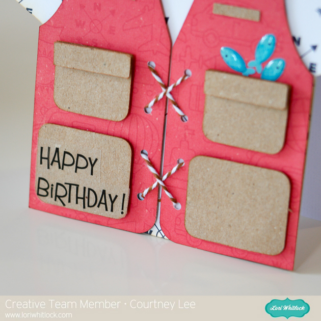 Download Fishing Vest Birthday Card With Courtney Lori Whitlock