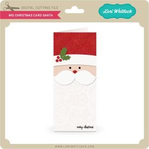 LW-#10-Christmas-Card-Santa