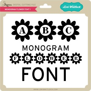LW-Monogram-Flower-Font-1