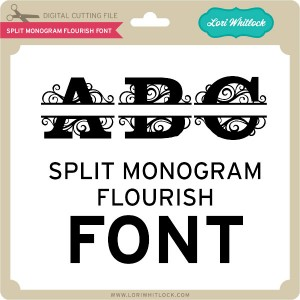 LW-Split-Monogram-Flourish-Font
