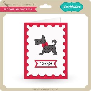 LW-A2-Cutout-Card-Scottie-Dog