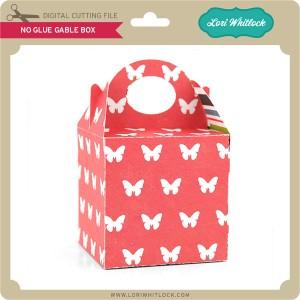 LW-NO-Glue-Gable-Box