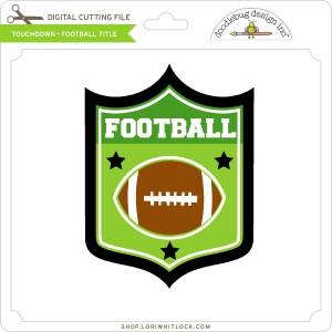 DB-Touchdown-Football-Title