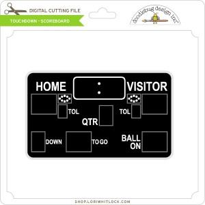 DB-Touchdown-Scoreboard