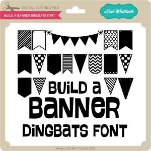 LW-Build-A-Banner-Dingbats-Font