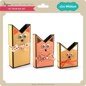 LW-Cat-Favor-Box-Set