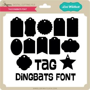 LW-Tag-Dingbats-Font