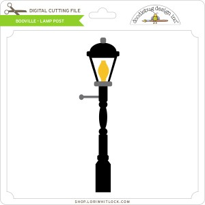 DB-Booville-Lamp-Post