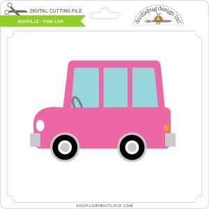 DB-Booville-Pink-Car
