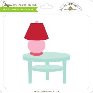 DB-Milk-&-Cookies-Table-&-Lamp