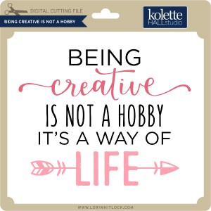 KH-Being-Creative-is-Not-a-Hobby