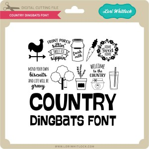 LW-Country-Dingbats-Font