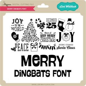 LW-Merry-Dingbats-Font