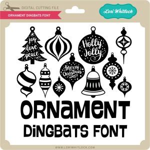 LW-Ornament-Dingbats-Font