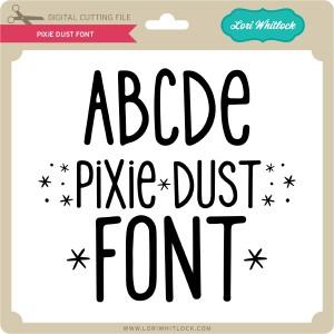 LW-Pixie-Dust-Font