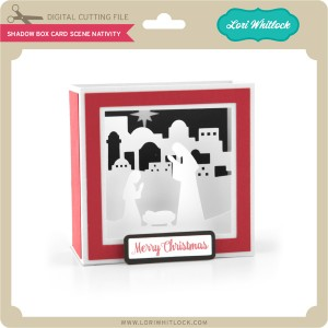 LW-Shadow-Box-Card-Scene-Nativity