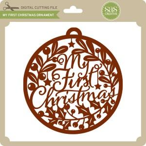 SAS-My-First-Christmas-Ornament