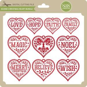 SAS-Scandi-Christmas-Heart-Bundle