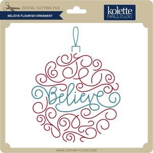 KH-Believe-Flourish-Ornament