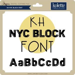 KH-NYC-Block-Font