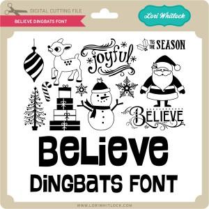 LW-Believe-Dingbats-Font