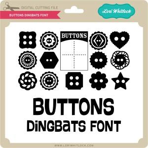 LW-Buttons-Dingbats-Font