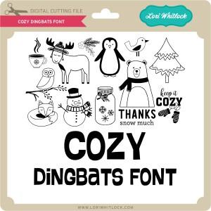 LW-Cozy-Dingbats-Font