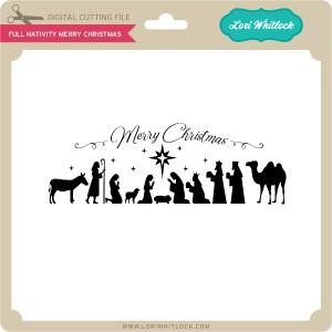 LW-Full-Nativity-Merry-Christmas