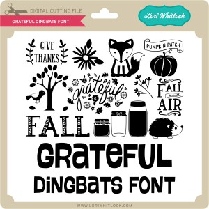 LW-Grateful-Dingbats-Font