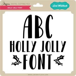 LW-Holly-Jolly-Font