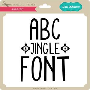 LW-Jingle-Font