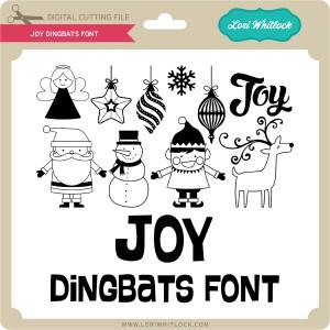 LW-Joy-Dingbats-Font