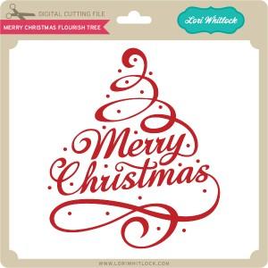 LW-Merry-Christmas-Flourish-Tree
