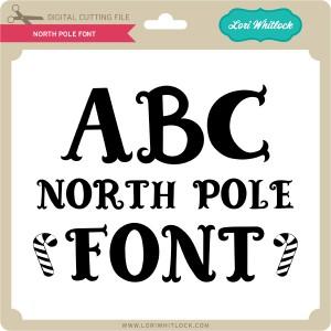 LW-North-Pole-Font