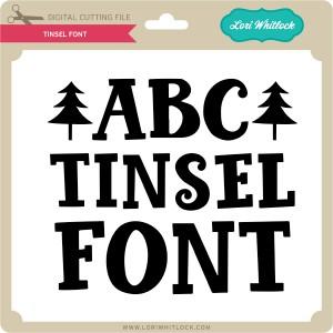 LW-Tinsel-Font