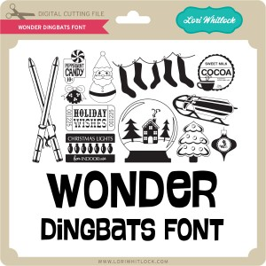 LW-Wonder-Dingbats-Font
