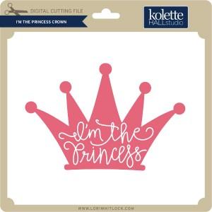 KH-I'm-the-Princess-Crown