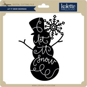 KH-Let-it-Snow-Snowman
