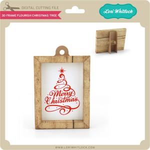 LW-3D-Frame-Flourish-Christmas-Tree