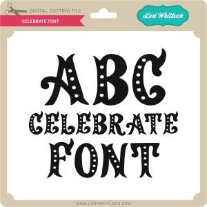 LW-Celebrate-Font