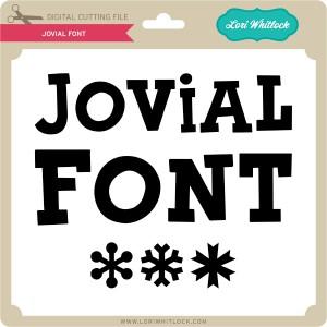 LW-Jovial-Font