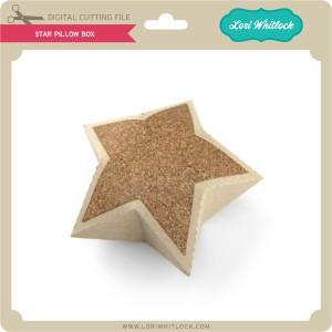 LW-Star-Pillow-Box