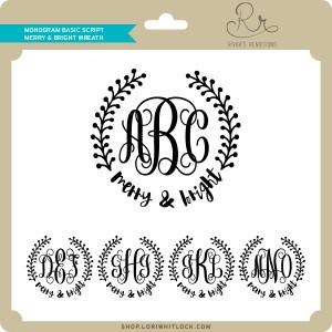RR-Monogram-Basic-Script-Merry-&-Bright-Wreath