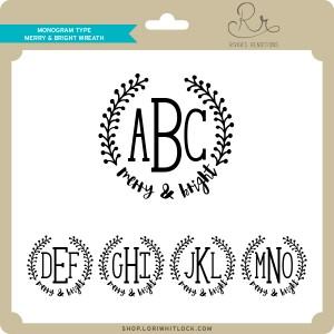 RR-Monogram-Type-Merry-&-Bright-Wreath